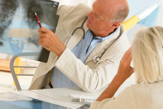 Химиотерапия при раке легких