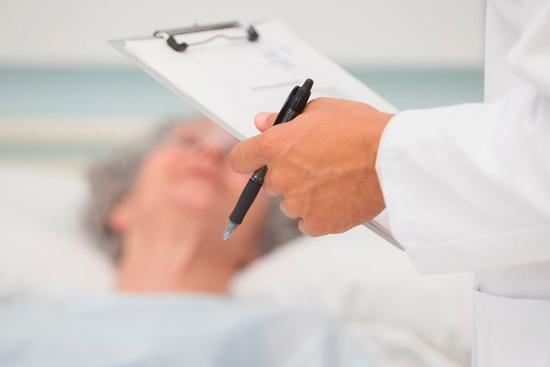 Рак пищевода: операция