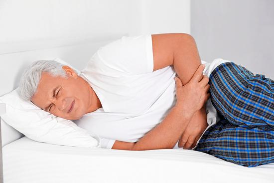 Рак хвоста поджелудочной железы